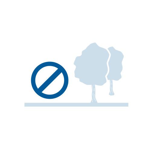Keine Parkmöglichkeiten